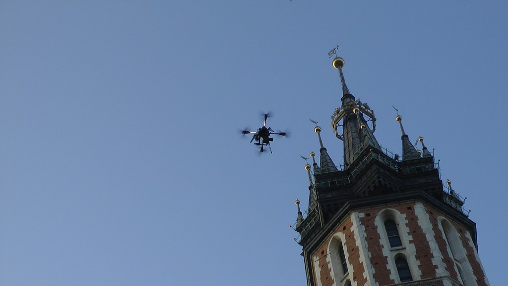 Filmowanie - filmy z powietrza - filmy reklamowe z ujęciami lotniczymi