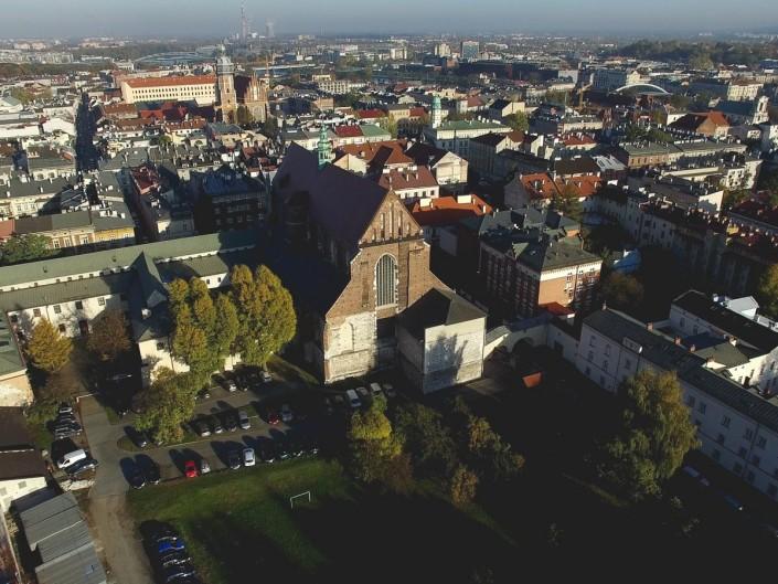 Kościół Kazimierz Kraków