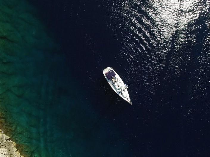 Chorwacja zdjęcia z powietrza