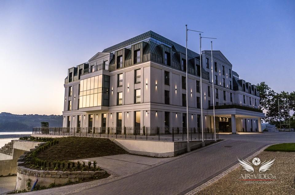 Hotel Heron - zdjęcia z powietrza