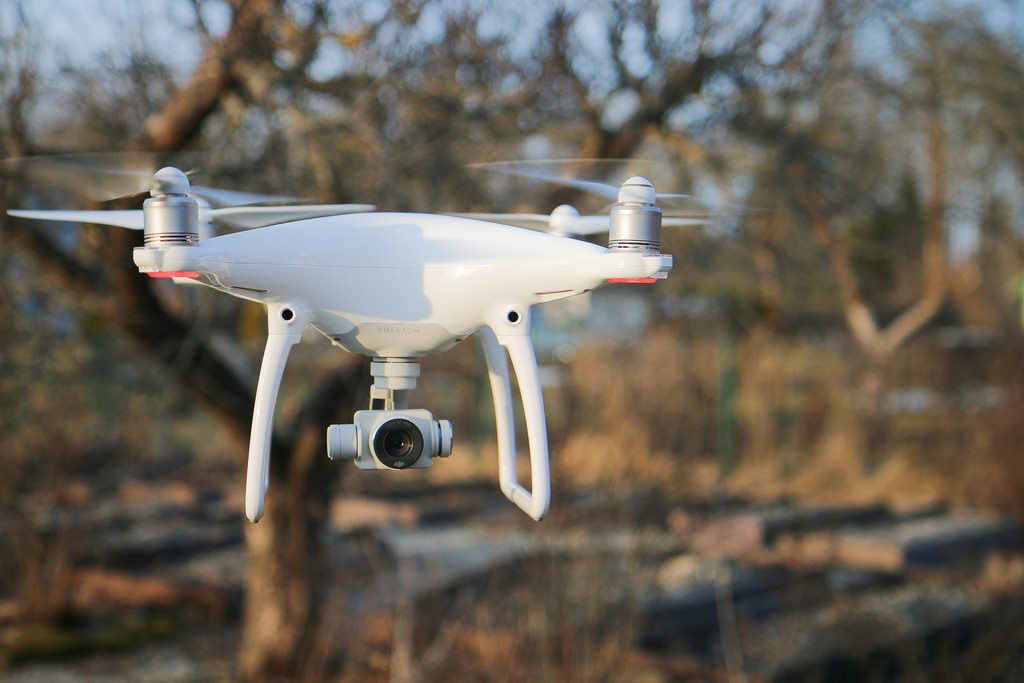 Dron DJI Phanton 4