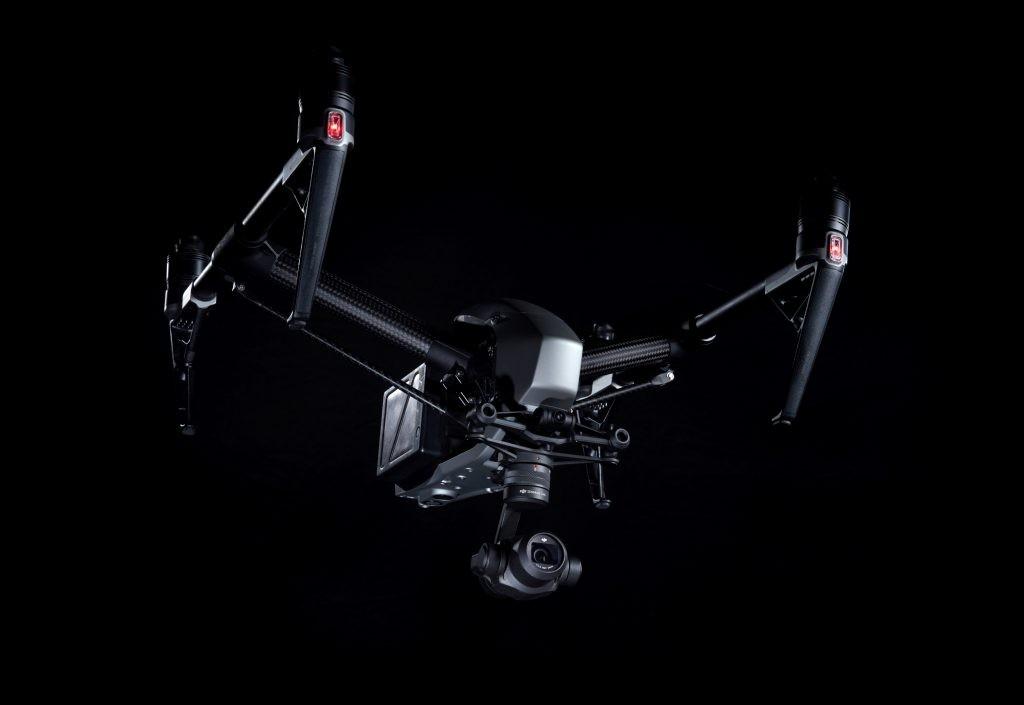 Filmowanie i zdjęcia z lotu ptaka - DJI Inspire 2