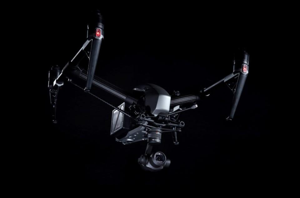 Zdjęcia z lotu ptaka dronem