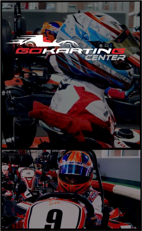 GoKarting center - film instruktażowy